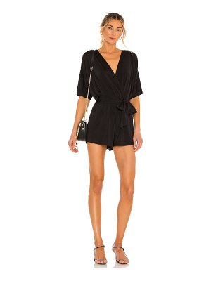 Lovers + Friends nighttime sky romper