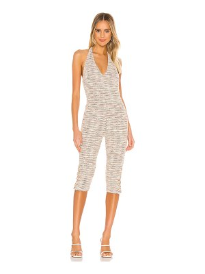 Lovers + Friends pompeii jumpsuit