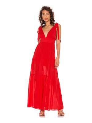 Lovers + Friends rama maxi dress