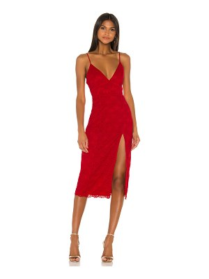 Lovers + Friends saba midi dress