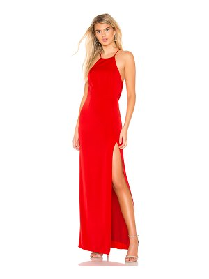 Lovers + Friends sheyla gown