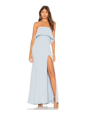 Lovers + Friends Tia Gown