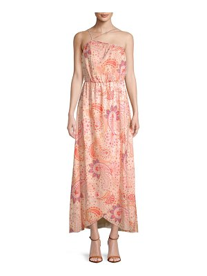 Lovers + Friends Valentina Paisley Maxi Dress