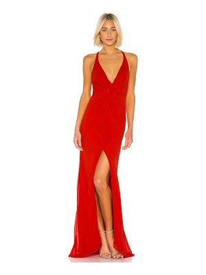 Lovers + Friends xael gown