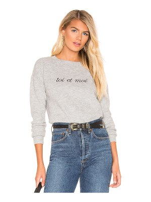 Lovers + Friends You & Me Sweater