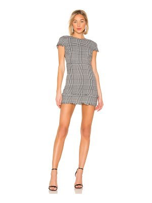 Lovers + Friends Zander Mini Dress