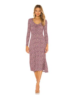 LOVESHACKFANCY poeta dress