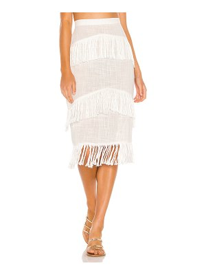 lovewave The Fringe Skirt