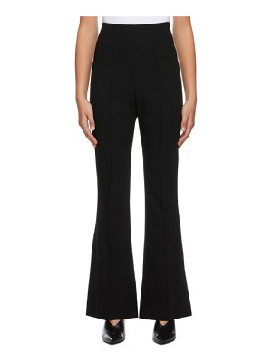 LOW CLASSIC boot cut trousers