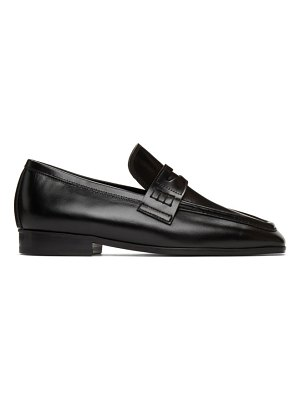 LOW CLASSIC classic smooth loafers