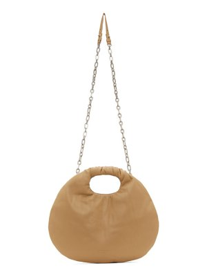 LOW CLASSIC faux-leather egg bag