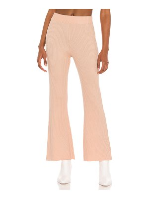 LPA adina knit pants