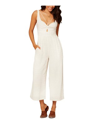 L*Space kenna cover-up jumpsuit