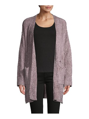 Lucca Long-Sleeve Open Cardigan