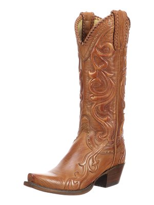 lucchese Saratoga Tall Western Boots