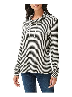 Lucky Brand cloud cowl neck pullover