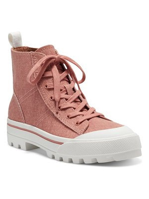 Lucky Brand eisley lace-up high top sneaker