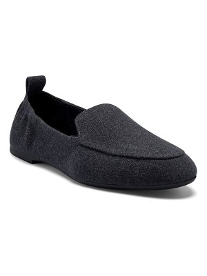 Lucky Brand mayira faux fur lined loafer