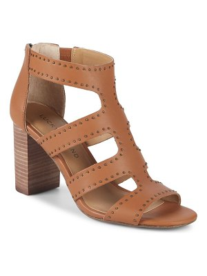 Lucky Brand Tahira Studded Leather Sandals