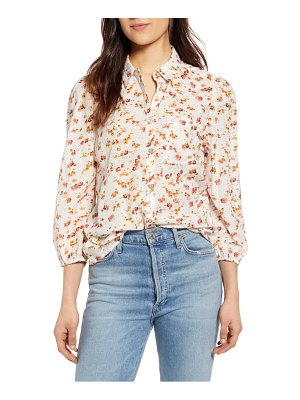 Lucky Brand the poet button-up shirt