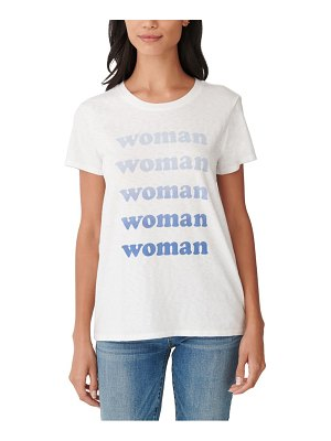 Lucky Brand woman graphic tee