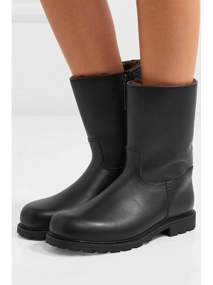 Ludwig Reiter arlbergerin shearling-lined leather boots