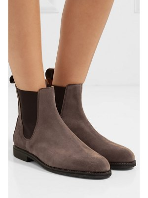 Ludwig Reiter suede chelsea boots