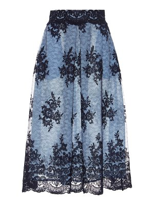 LUISA BECCARIA lace skirt