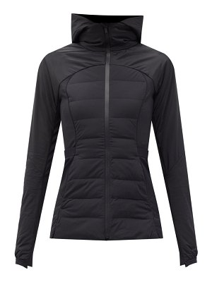 Lululemon down for it all down-quilted technical jacket