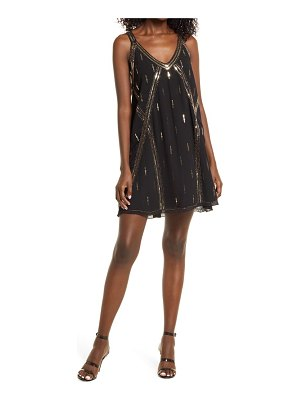 Lulus give it some glamour sequin minidress