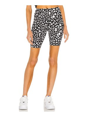 L'urv sharp contrast bike short