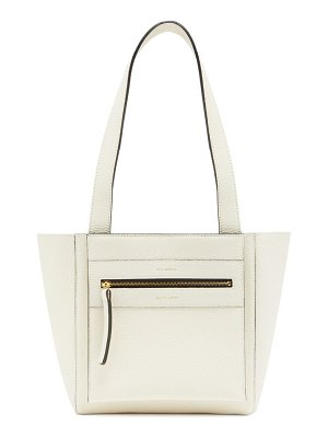 LUTZ MORRIS savoy small grained-leather tote bag