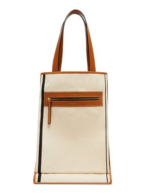 LUTZ MORRIS saylor recycled cotton-canvas tote bag