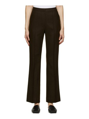 LVIR wool trousers
