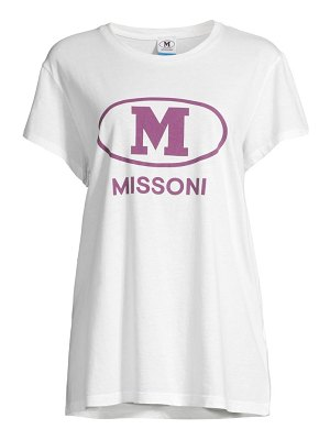M Missoni logo relaxed t-shirt