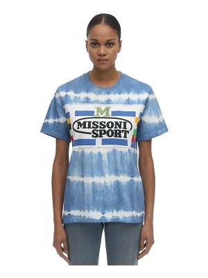M Missoni Missoni sport cotton jersey t-shirt
