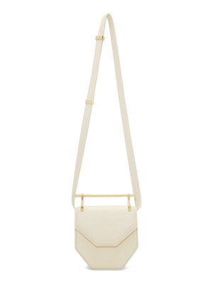 M2Malletier off-white mini amor fati m010 bag
