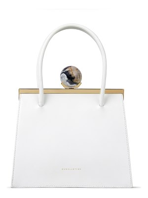 M2Malletier m'o exclusive marie laure leather bag
