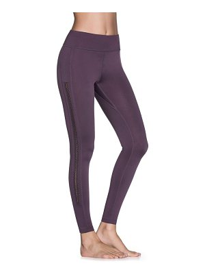 Maaji crochetta amethyst leggings