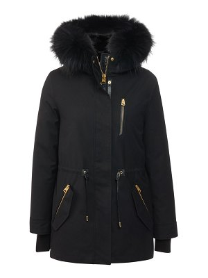 Mackage chara fur-lined hooded parka