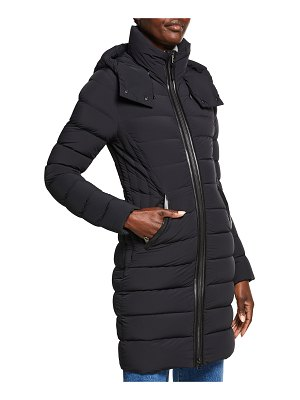 Mackage Farren Detachable-Hood Lightweight Down Coat