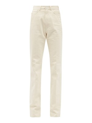 Made In Tomboy erica high-rise straight-leg jeans
