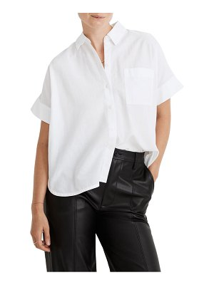 Madewell daily shirt