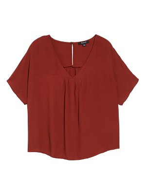 Madewell rhyme top