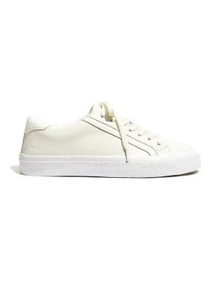 Madewell sidewalk low top sneaker