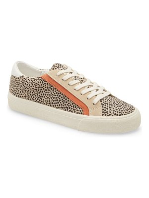 Madewell sidewalk spot dot low top sneaker