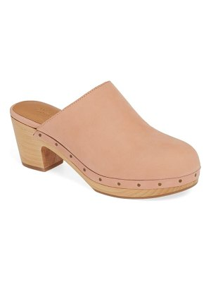 Madewell the ayanna clog
