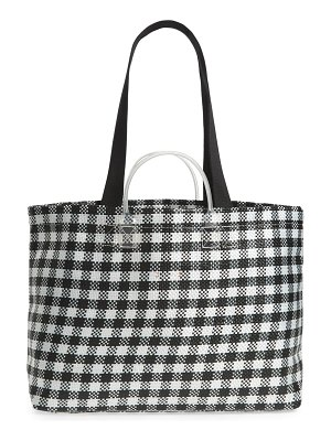 Madewell the medium beach tote bag