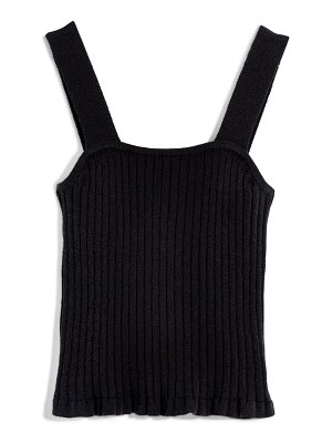 Madewell tilney ribbed sweater tank