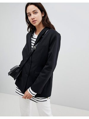 Mads Norgaard Double Breasted Blazer